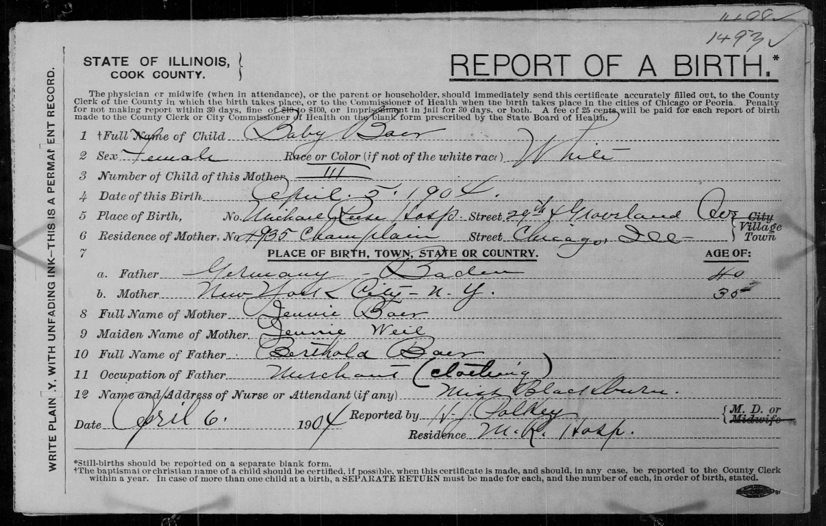 How can i get a birth certificate from chicago illinois best how to get a birth certificate in chicago illinois best design translation of marriage barack was still kenyan born in 2007 according to his xflitez Gallery